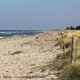 Strand südlich von Wallnau