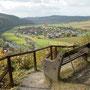 Ausblick vom Weinberg bei Rühle