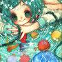 「星彩る少女」