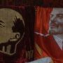 Portraits de Lénine dans un magasin de Boukhara (photo : M.Schvoerer, 2008)