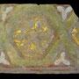 Echantillon BDX 11859. Fouilles de l'Ak Saray de 1996.  Conservé au Musée Amir Temur de Shahrisabz (photo : C.Ollagnier, 2008)