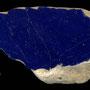 Echantillon BDX 8056. Fouilles de l'Ak Saray de 1996.  Conservé au Musée Amir Temur de Shahrisabz (photo : C.Ollagnier, 2008)