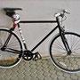 Una bici con il mal di gola
