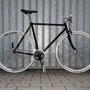 La bici di un fan Margot