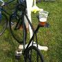 Matt black modificata e birra