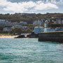 Smeatons Pier Lighthouse (St Ives, England)