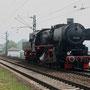 Umsetzmanöver in Rüdesheim für die Überführungsfahrt zum Wasser fassen nach Assmannshausen - Foto: Hagen Schilder