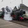 Ankunft am Hausbahnsteig des Koblenzer Hauptbahnhofs - Foto: Florian Teschke