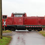 Der Überführungszug nach Krefeld aufgenommen kurz vor Euskirchen - Foto: Sebastian Petermann II