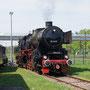 Einfahrt in das Gelände Historische Eisenbahn Mannheim e.V. - Foto: Georg Lochner