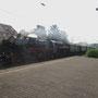 Einfahrt Bahnhof Asperg - Foto: Andy aus Benningen