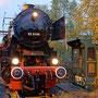 52 6106 auf der Radsatzwaage der Dortmunder Eisenbahn - Foto: Marcus Henschel