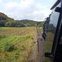 Unterwegs zwischen Nettersheim und Urft