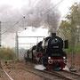 Ausfahrt Bochum-Dahlhausen mit Pendelzug nach Essen Hbf - Foto: Christian Grawe