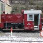 Umsetzhilfe Köf 6453 vor der Lokhalle in Weissach - Foto: Horst Schuhmacher