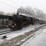 Schneetreiben in Stuttgart-Obertürkheim - Foto: Andy aus Benningen