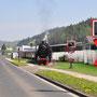 Überquerung der B 265 zwischen Schleiden und Blumenthal - Foto: Robert Hildebrand I