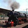 Ausfahrt Heidelberg zur Drehfahrt über das Gleisdreieck Mannheim-Friedrichsfeld - Foto: Ingo Drews
