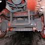 Inaugenscheinnahme des Fahrwerks von unten - Foto: Norbert Rademacher II
