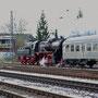 Aus Schweich kommend erreicht der Zug wieder Trier Hbf  - Foto: Achim Müller II