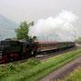 Bei Lorch (Rhein) hat 52 6106 nur noch wenige Kilometer bis zum Zielbahnhof zurückzulegen - Foto: Hagen Schilder