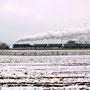 Rampenfahrt zwischen Korntal und der Autobahn 81 - Foto: Horst Schuhmacher