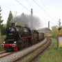Der nächste Pendelzug bei Essen-Horst - Foto: Uwe Busch