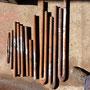 Nicht mehr weiter zu verwendende Altteile des Überhitzersatzes - Foto: EWK
