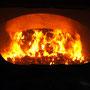 Das erste Feuer im Kessel seit fünfeinhalb Jahren