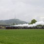 Seitenansicht des Zuges bei Steinhagen - Foto: Oliver Wendland