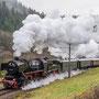 Unterwegs zwischen Marxzell und Frauenalb-Schielberg - Foto: Diego Stateczny