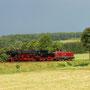 Überführung von V 100 2299 und 52 6106 nach Ulmen bei Dockweiler II