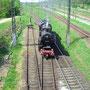 Einfahrt in das Gelände Historische Eisenbahn Mannheim e.V. - Foto: Peter Weinsheimer