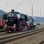 Rangieren im Ehranger Güterbahnhof  - Foto: Achim Müller