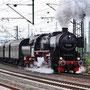 Der Zug unterwegs im Bielefelder Stadtgebiet - Foto: Mathias Rothmann II