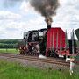Nachschuss auf die Rückleistung nach Gerolstein bei Wißkirchen - Foto: Rolf Reinhardt I