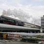 52 6106 beschleunigt durch Essen Hbf in Richtung Duisburg - Foto: Ulrich Berensmeier