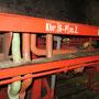 Überarbeitete Saug-und Schlabberleitungen zu den beiden Strahlpumpen