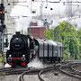 Der Zug unterwegs im Bielefelder Stadtgebiet - Foto: Mathias Rothmann I