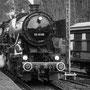Umsetzen im Eisenbahnmuseum Bochum-Dahlhausen - Foto: Henning Pietsch