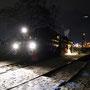 Lokabschlussdienst am späten Sonntagabend in Heibronn - Foto: Hans-Peter Büntig