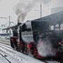 Abfahrbereit steht die Lok zur Drehfahrt nach Karthaus - Foto: Achim Müller II
