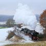 Das Motiv der Strohgäubahn schlechthin, die Bonlander Kurve - Foto: Jens Peter Schmidt