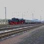 Aus Schweich kommend erreicht der Zug wieder Trier Hbf  - Foto: Achim Müller I