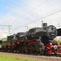 Rücküberführung nach Gerolstein am 16. April, aufgenommen in Ratingen-Lintorf - Foto: Lothar Weber