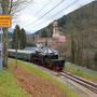 Einfahrt Frauenalb-Schielberg - Foto: Jens Peter Schmidt