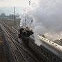 Nachschuss auf den Zug in Oberlahnstein - Foto: Joachim Francini