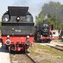 Anlässlich einer Veranstaltung der DB Gleisbau war die Lok im September 2003 in Duisburg zu Gast - Foto: Bernd Bastisch II