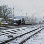 Mit der zweiten Leistung des Tages durcheilt 52 6106 Trier-West in Richtung Ehrang  - Foto: Achim Müller I