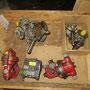 Aufgearbeitete Bremsarmaturen aus dem DB Werk Fulda